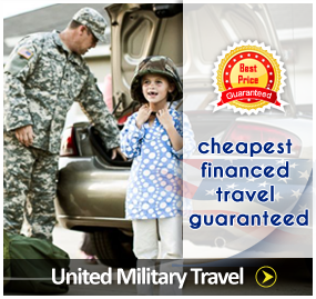 cheapest financed travel guaranteed